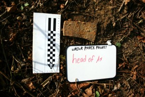 Axe head